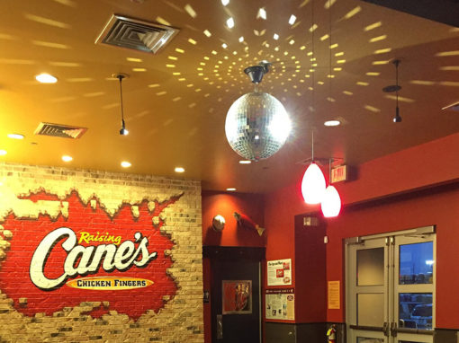 Raising Canes – North